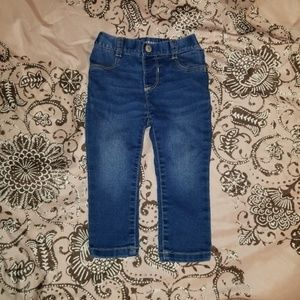 Old Navy Baby Ballerina Jeans 18-24 Months